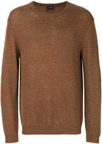 Jil Sander crewneck knit sweater