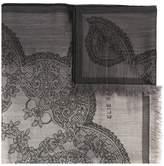 Elie Saab lace jacquard scarf