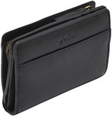 Joules Wyton Leather Wallet - Black