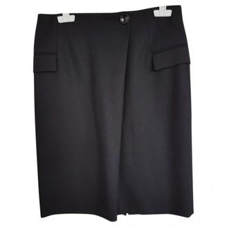 Mauro Grifoni Black Wool Skirts
