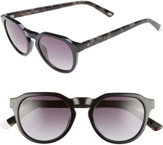 Web 50mm Sunglasses
