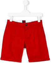 Gucci Kids - classic chino shorts - kids - Cotton/Polyamide/Spandex/Elastane - 6 yrs