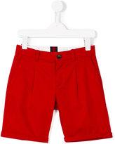 Gucci Kids classic chino shorts