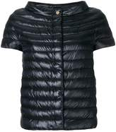 Herno short sleeves puffer jacket