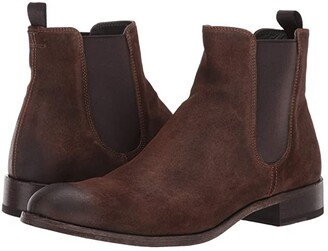 To Boot Bedell (Brown Suede) Men's Pull-on Boots