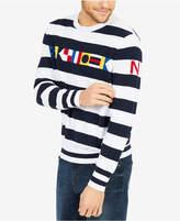 Nautica Men's Signal Stripe Sweater