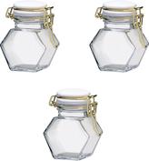 Global Amici Sophie Hermetic Preserving Spice Jar - Set of Three