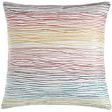 Pine Cone Hill Aquarelle Embroidered Pillow