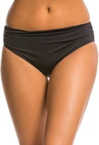 Kenneth Cole Sexy Solids Shirred Hipster Bikini Bottom 8139257