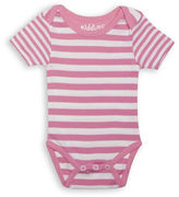 Juddlies Striped Cotton Bodysuit