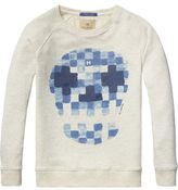 Scotch & Soda Aquarel Artwork Sweatshirt