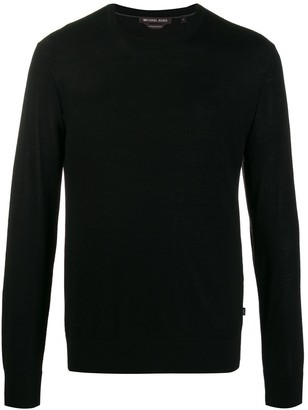 Michael Kors Knitted Relaxed-Fit Jumper