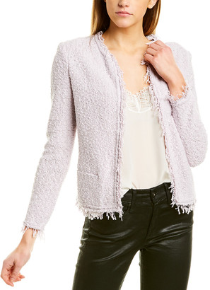 IRO Popcorn-Knit Jacket