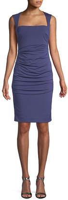 Nicole Miller Felicity Sleeveless Sheath Dress
