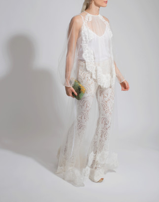 Stella McCartney Lace Overlay Sophia Dress