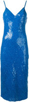 Diane von Furstenberg Havita sequined dress - women - Silk/Polyester - 6
