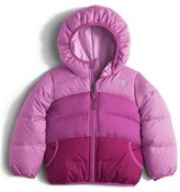 The North Face Toddler Girl's 'Moondoggy' Reversible Down Jacket