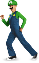 Disguise Green & Blue Luigi Dress-Up Set - Toddler & Boys