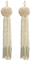 Vanessa Mooney Charlize Earrings in Silver