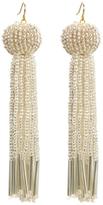 Vanessa Mooney Charlize Earrings in Silver