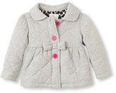 Children's Place Quilted knit jacket