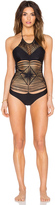 Luli Fama Heart Of A Hippie Swimsuit