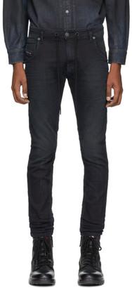 Diesel Black Krooley 069KJ Jeans
