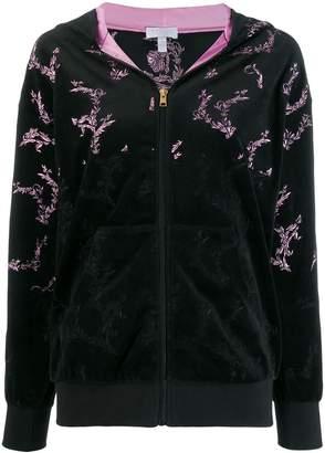 Escada Sport embroidered bomber jacket