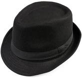 Riah Fashion Short Brim Hat