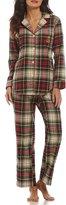 Lauren Ralph Lauren Plaid Classic Pajamas