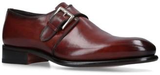 Santoni Carter Single Monk Shoes