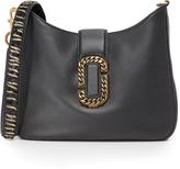 Marc Jacobs Interlock Chain Hobo Bag