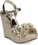 Carlos by Carlos Santana Belinda Wedge Sandals Women's Shoes