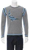 Thom Browne Cashmere Intarsia Sweater