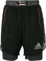 adidas track shorts - men - Polyester/Polyamide - L