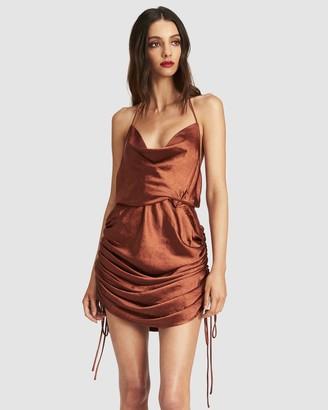 Lioness String Along Mini Dress