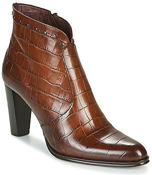 Muratti RANSON women's Low Ankle Boots in Brown