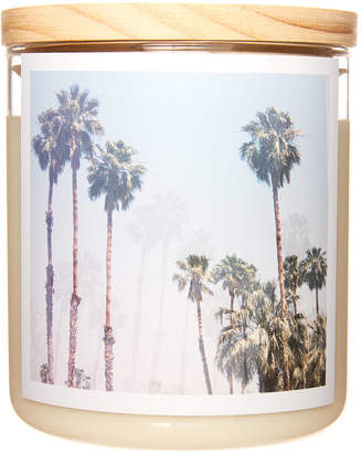 clear The Commonfolk Collective Palm Springs Soy Candle 1 Size