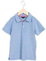 Oscar de la Renta Boys' Short Sleeve Collared Polo