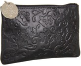 Hobo Amory (Black Vintage Leather) - Bags and Luggage