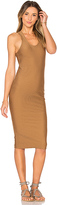 Acacia Swimwear Backdoor Dress in Brown. - size S (also in )
