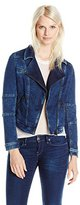 Mavi Jeans Women's Janet Jogger in Dark Vintage Sporty Dark Vintage Sporty LG X 32