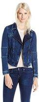 Mavi Jeans Women's Janet Jogger in Dark Vintage Sporty Dark Vintage Sporty