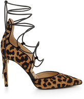 Sam Edelman Helaine Suede Lace Up Pump