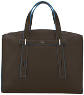 Furla Giove tote - men - Calf Leather - One Size
