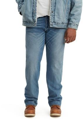 Levi's Big & Tall 550 Original Shrink-To-Fit Jeans