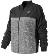 New Balance Women's WJ73545 Athletics 78 Jacket