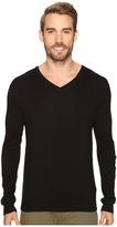 Calvin Klein Cotton Modal V-Neck Sweater
