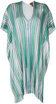 Missoni striped knitted tunic - women - Polyamide/Polyester/Viscose - One Size