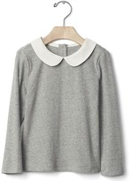 Gap Long sleeve collared tee